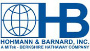 Hohmann and Barnard Logo
