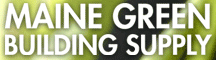 Maine Green Logo
